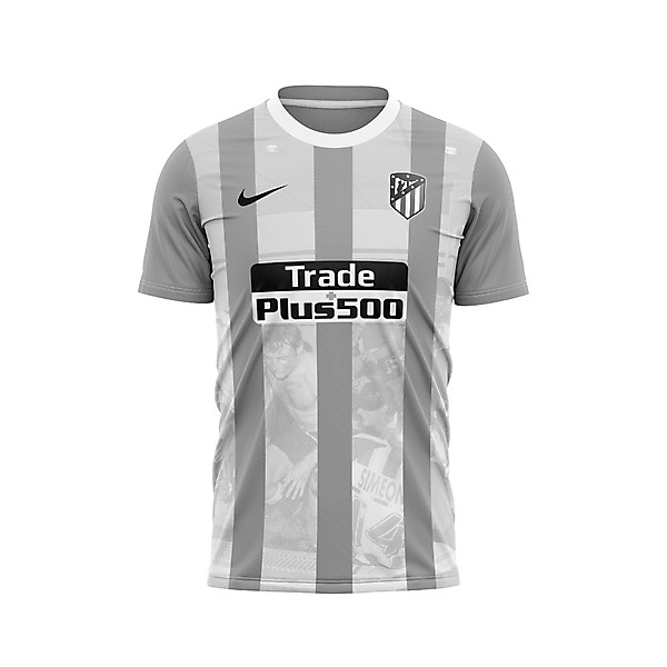 Atlético Madrid Away Shirt
