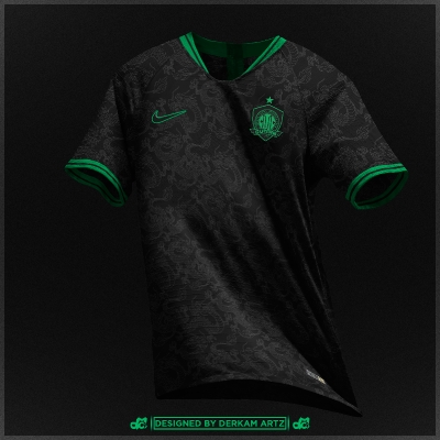 Beijing Guoan - Away Kit