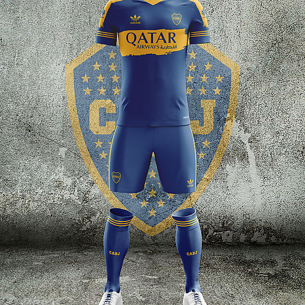 Boca Juniors Home | PFLO94