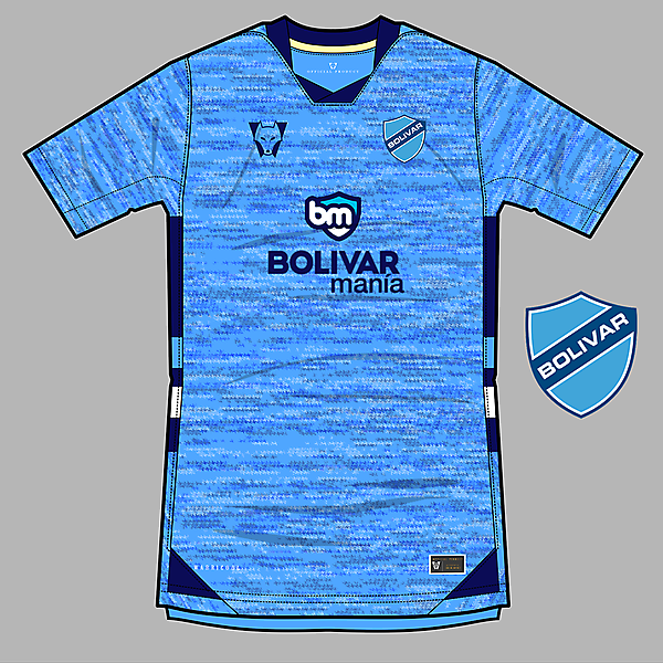 Bolivar - home shirt
