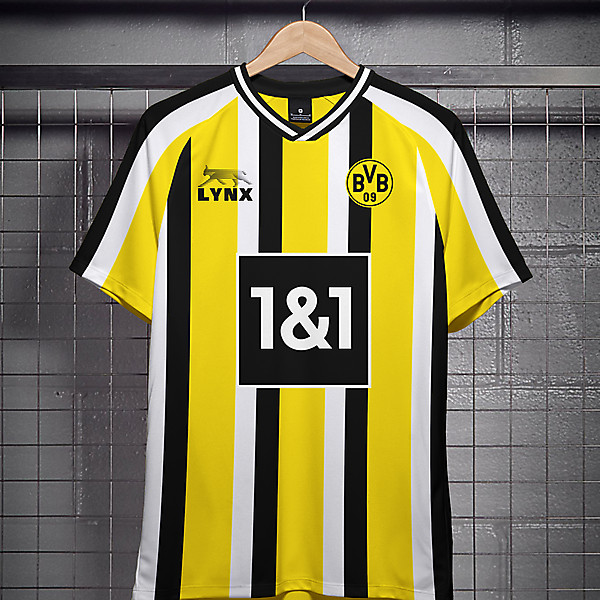 Borussia Dortmund - Home Kit