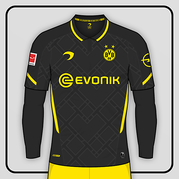 Borussia Dortmund | Away Kit
