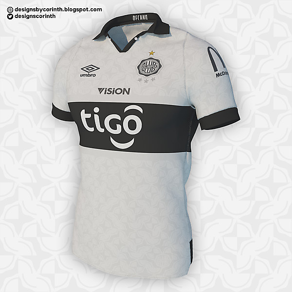 Club Olimpia | Home Shirt