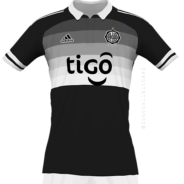 Club Olimpia Away