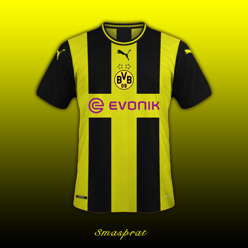 Dortmund Home Shirt
