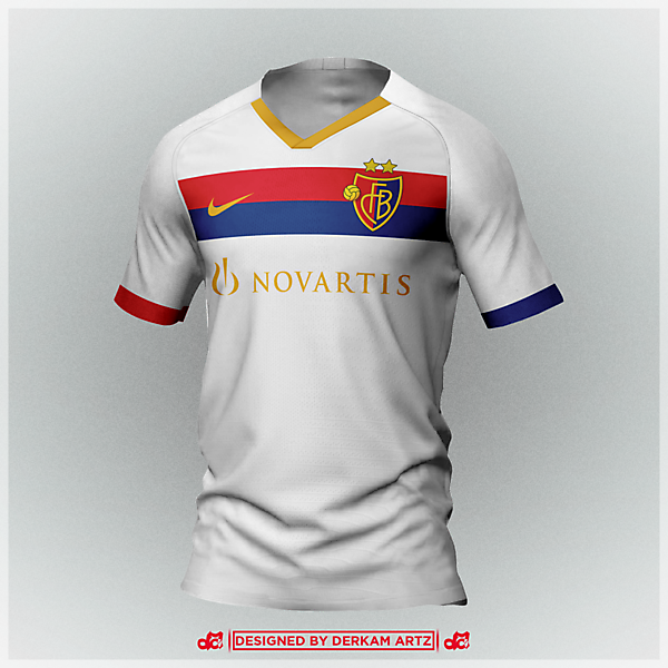 FC Basel - Away Kit