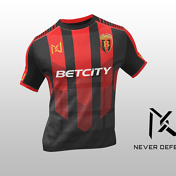 FK Vardar Home Kit