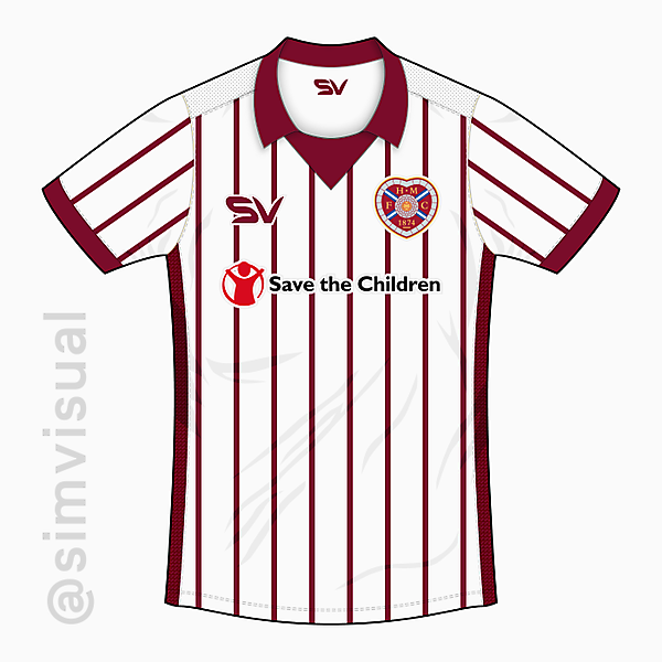Hearts Away Shirt