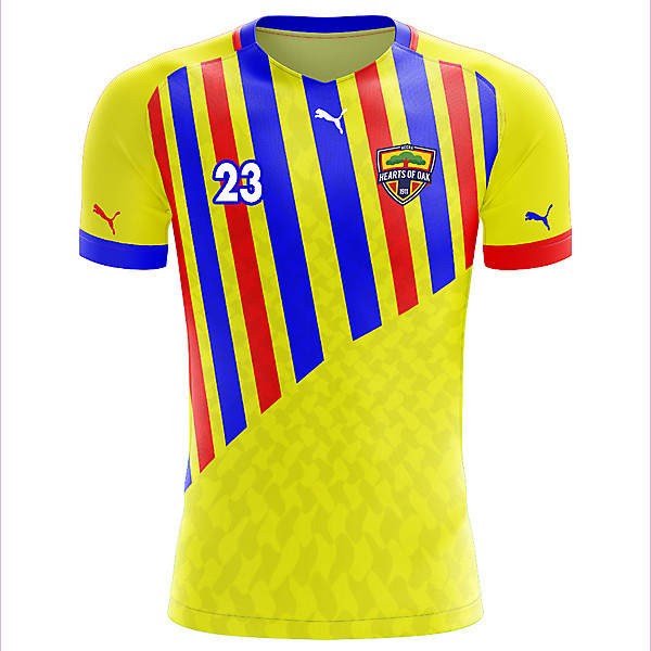 Hearts of Oak 19/20 concept kit