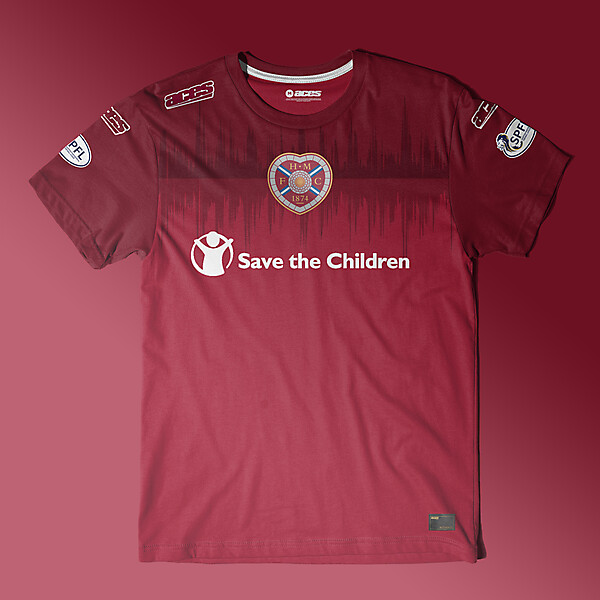 Hearts x Aces - Home shirt