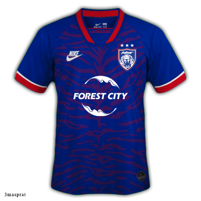 JDT Home Shirt