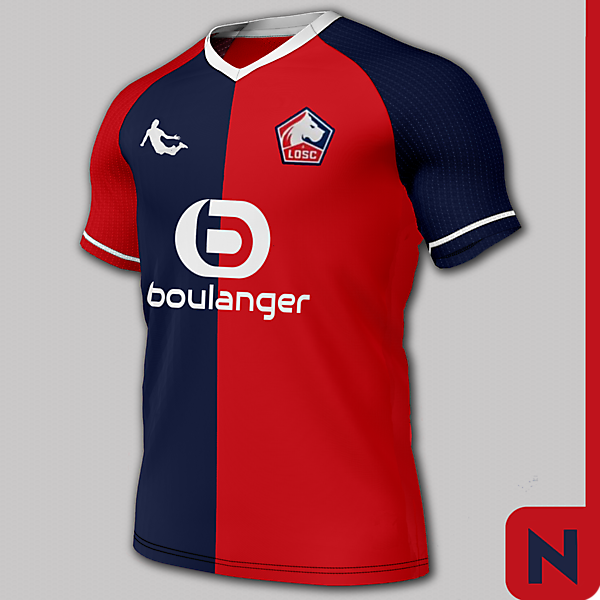 Lille OSC - Home Kit