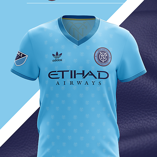 New York City FC - home