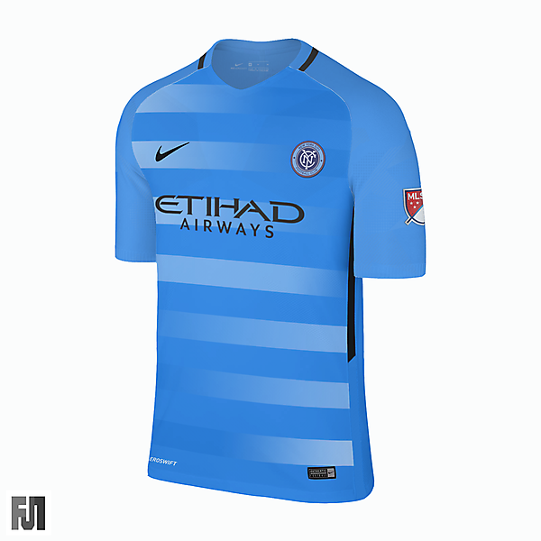 New York City FC Home