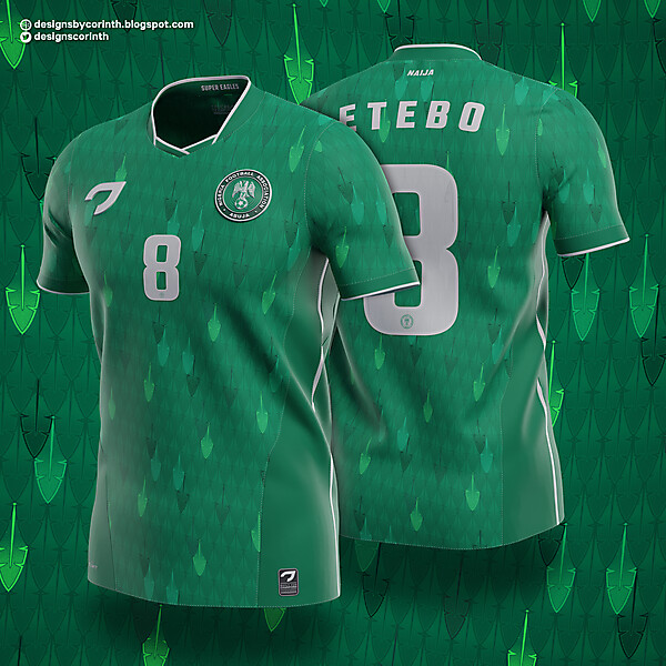 Nigeria | Home Shirt