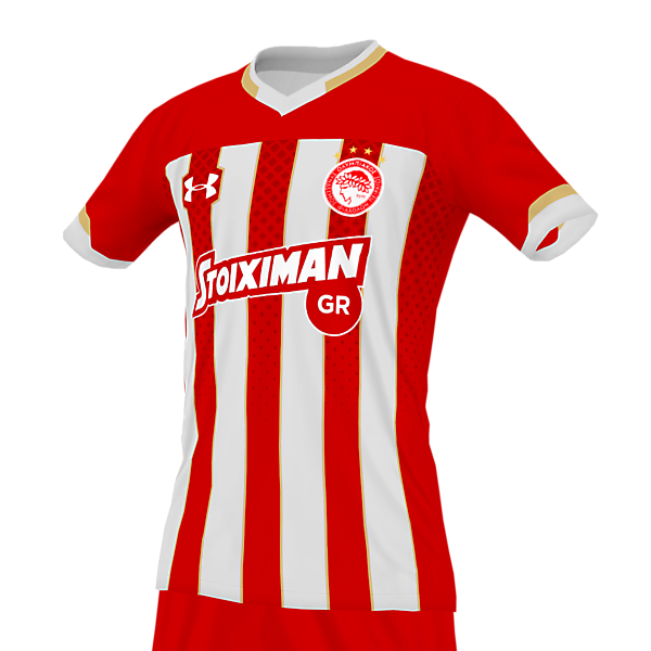 Olympiacos x Under Armour