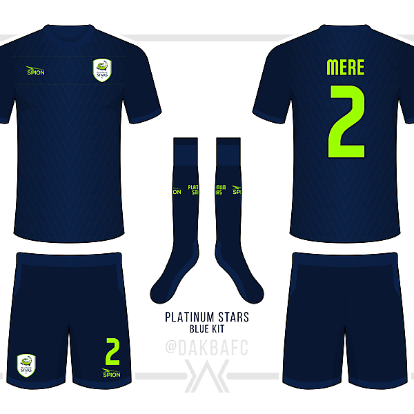 Platinum Stars Away(?) Kit
