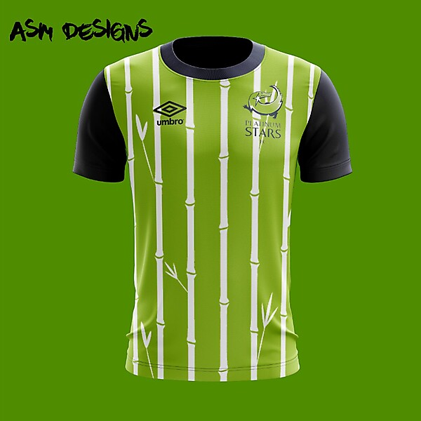 Platinum Stars FC 2018 Home Kit
