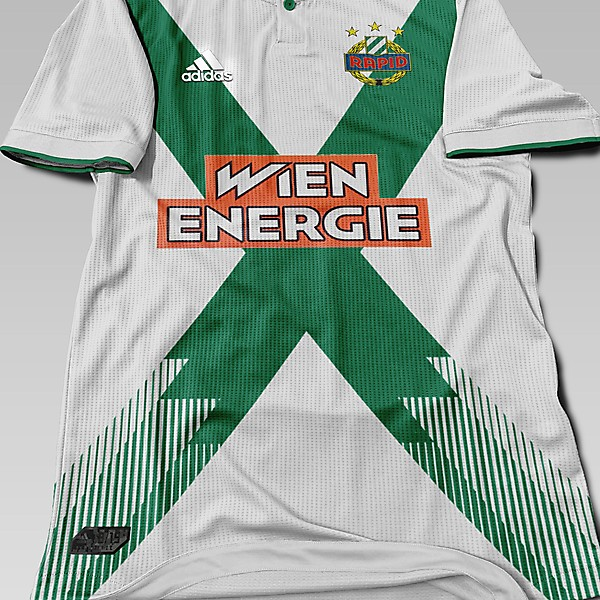 Rapid Wien - AWAY Kit