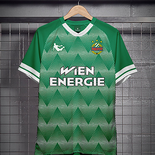 Rapid Wien - Home Kit