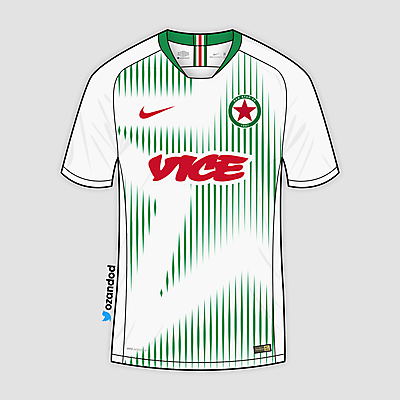 Red Star FC x Nike @ozandod
