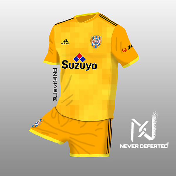 S - Pulse Adidas Home Kit