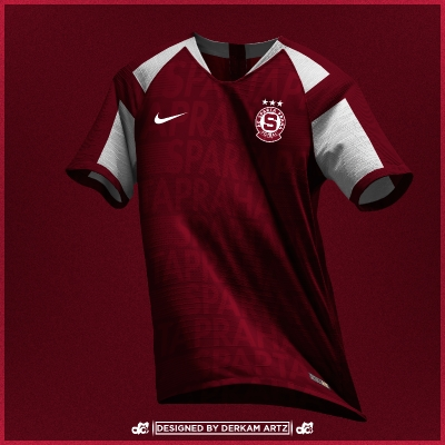 Sparta Praha/Prague - Third Kit (inspired by 1996-97))