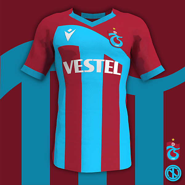 Trabzonspor | Home Kit Concept