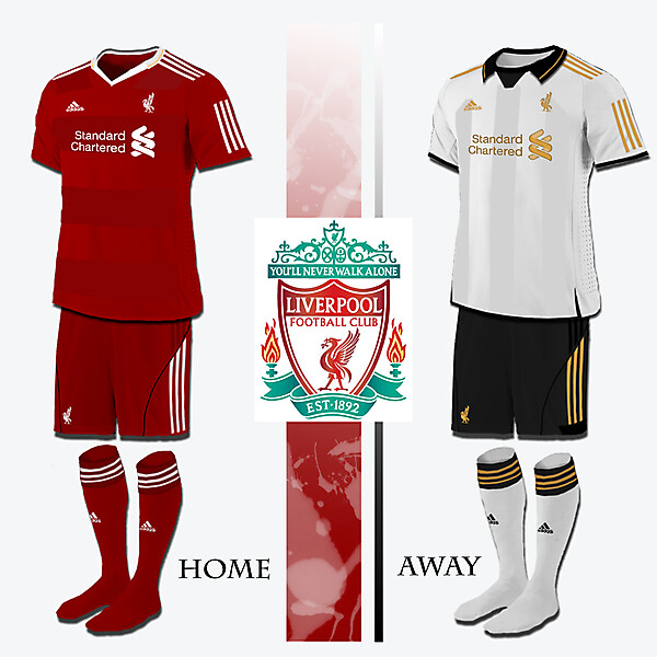 Liverpool Home and Away