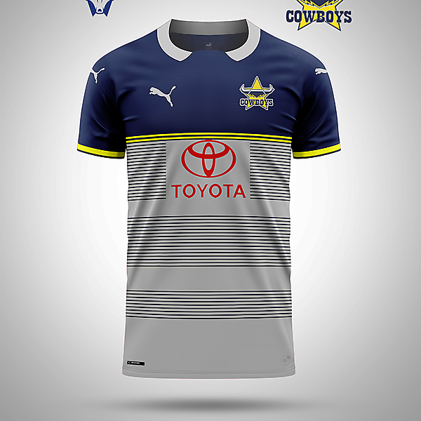 North Queensland Cowboys - NRL to soccer