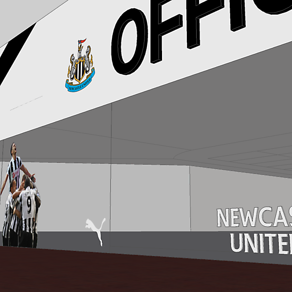 New St. James Park (Shop)