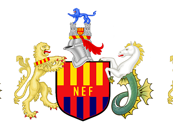 North East Futsal Crest V.1