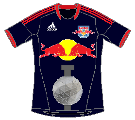 New York Red Bull Christmas Kit