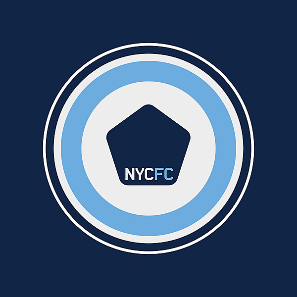 NYCFC Crests