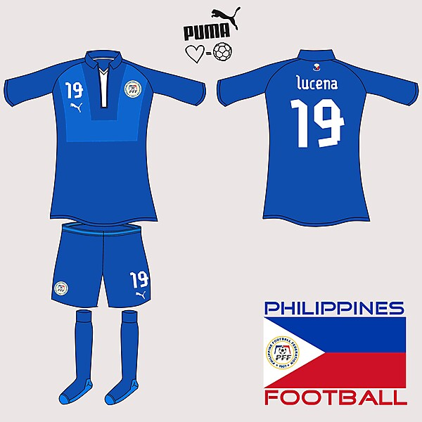 Philippines Home Shirt by Puma