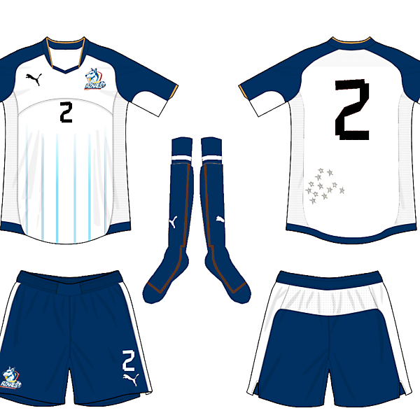 Puma Philippines Away Kit