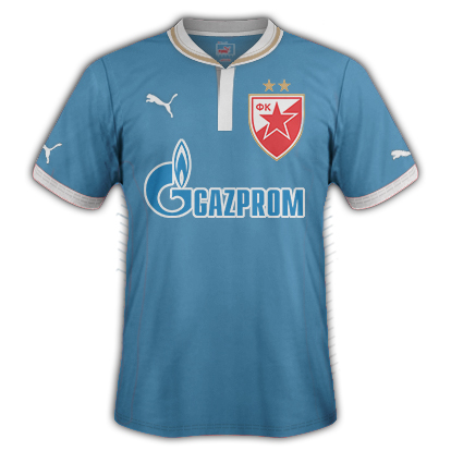 red star 3rd kit