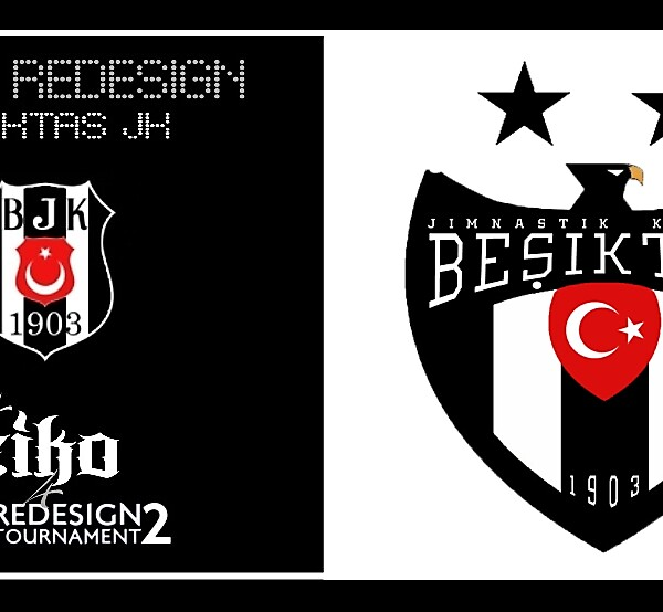 Besiktas JK crest redesign [RT2 - Round of 16]