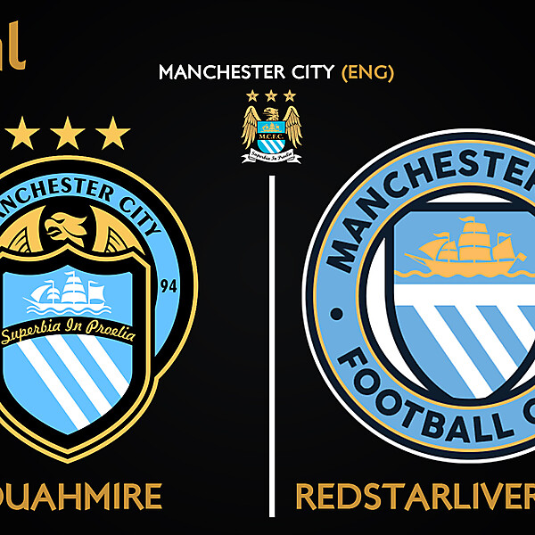 Final - Quahmire vs RedStarLiverpool
