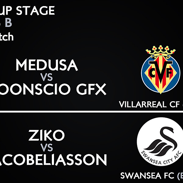 Group B - 3° Match