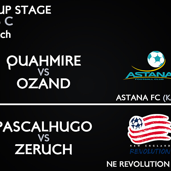 Group C - 1° Match