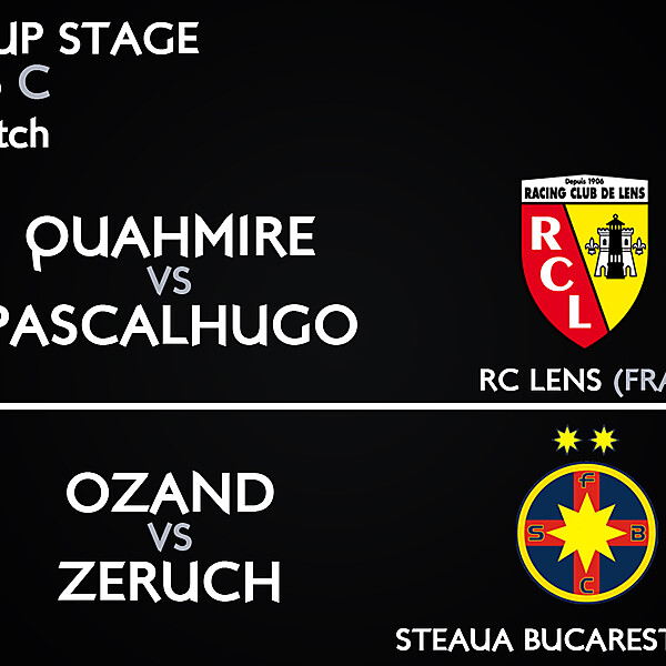 Group C - 3° Match