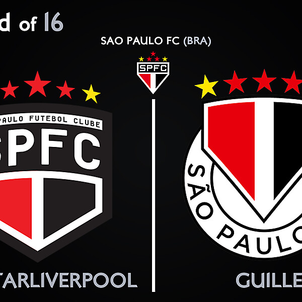 Round of 16 - RedStarLiverpool vs Guille
