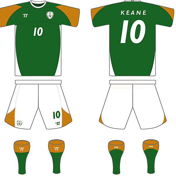 Ireland Home Kit