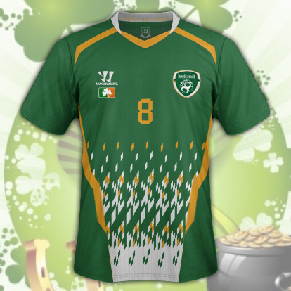 Ireland Home Kit v3