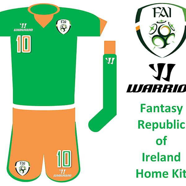 Warrior - RoI Home Kit