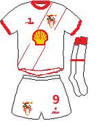 Sevilla Warrior home