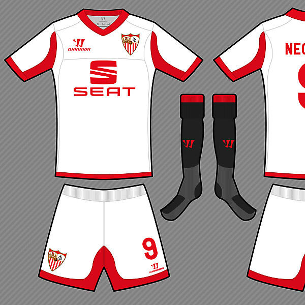Sevilla Warrior Home Kit
