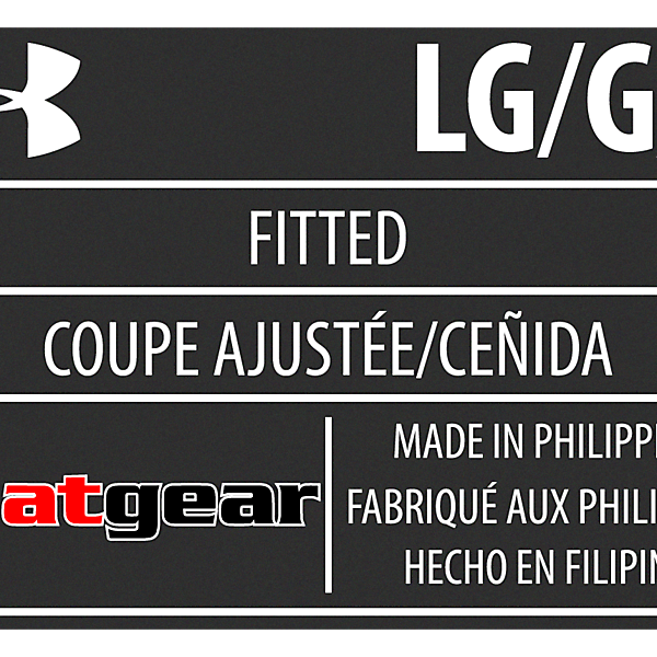 Under Armour Shirt Label