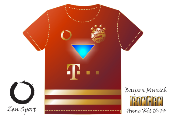 FC Bayern Munich Home Kit (Iron Man)